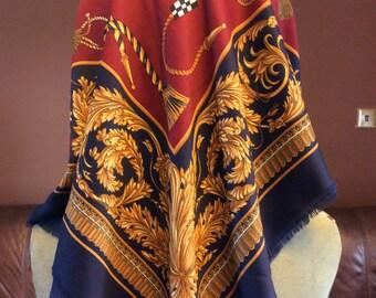 Scarf, head scarf, shoulder scarf, wrap
