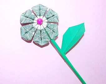 Money flower origami kusudama dollar bill flower cherry money flowers dollar flowers money origami flowers money bouquet money flower bouquet mightylinksfo Choice Image