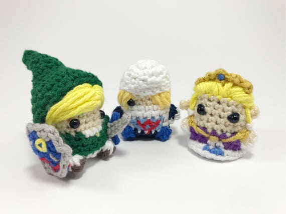 Amigurumi Zelda Pattern : Shop crochet amigurumi doll patterns on wanelo