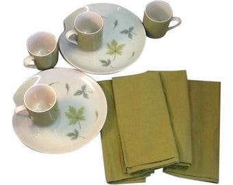 Vintage Mikasa Dishes. Mikasa Dinner Set. Mikasa Replacement Dishes. 4 Cups 4 Dishes 4 Cotton Napkins  sc 1 st  Etsy & Replacement dishes   Etsy