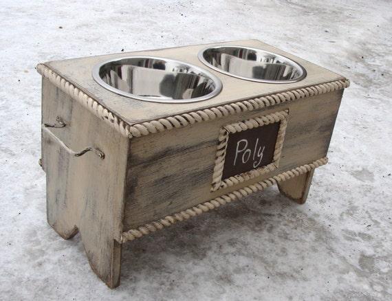 il custom feeding listing feeder personalized elevated raised dog feeders