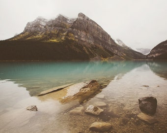 Mountain Art, Nature Print, Landscape Print, Rustic Decor, Landscape Photography, Nature Photography, Mountain Print - Hidden Depths
