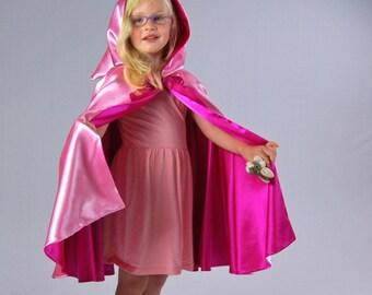 Princess Cape, Pink Carnation
