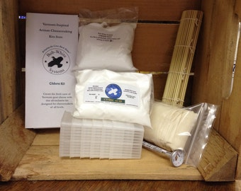 Artisan Cheesemaking Kit - Chevre Kit (Fresh Goat Cheese)