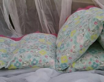 Pillow Bed - Pillow Lounger - Five Pillow Bed