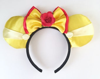 Beauty and the Beast, Belle Inspired Ears