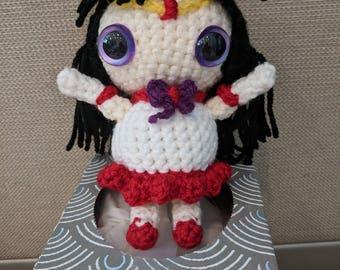 Sailor Mars Doll