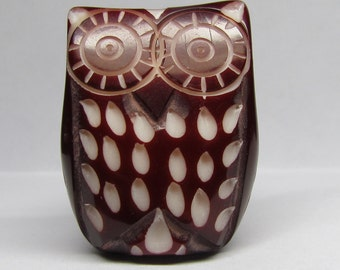 Owl Wine Bottle Stopper