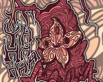 Lost Woods Octopal Sticker