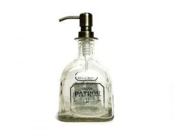 Patron Tequila Soap Dispenser