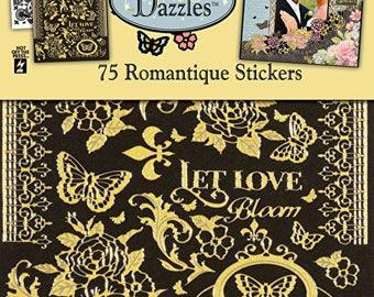 Romantique Stickers