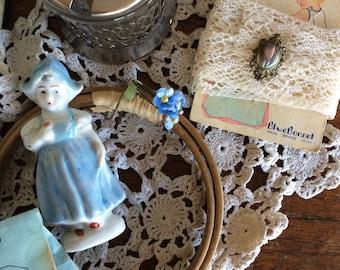 Gift Tin Full of Vintage Treasures
