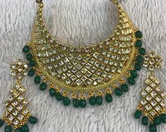 Ramzan Special |Indian Necklace | Indian Jewelry | Desi Jewelry | Indian Bridal Jewelry | Kundan Jewelry | Indian Wedding Jewelry