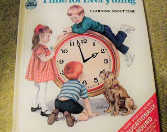 """Elf Books """"Time For Everything"""" 1972"""