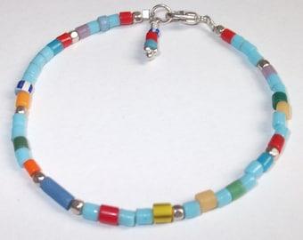 Tiny Beads Beaded Bracelet