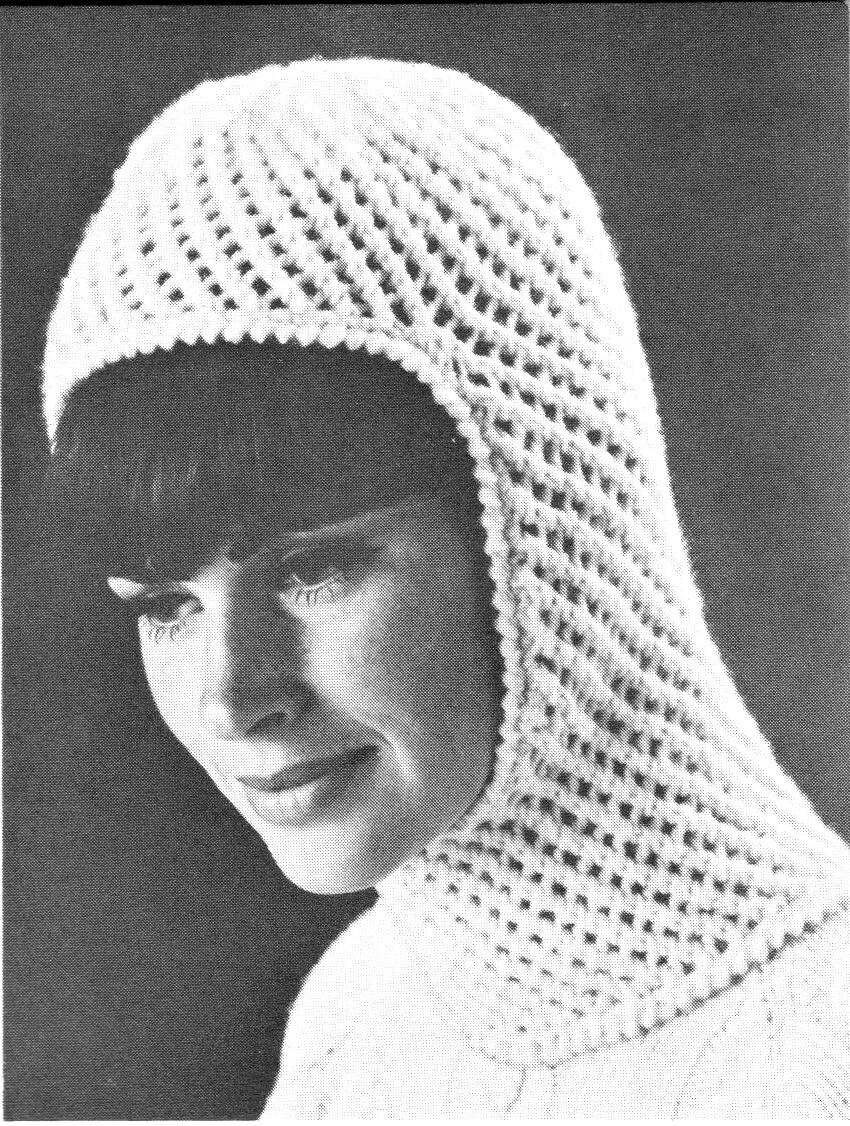 Fancy Knit Balaclava Pattern Gift - Blanket Knitting Pattern Ideas ...