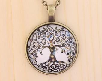 Tree of Life necklace / Tree of Life pendants / Tree of Life jewelry