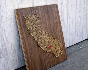 LA, California - Walnut