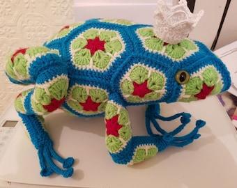 African Flower Frog