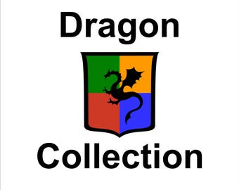 Dragon Collection - All 6 Dragons!