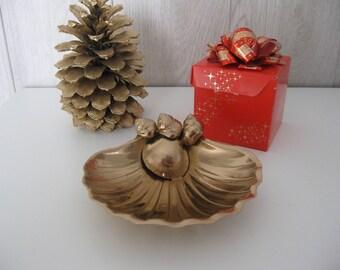 decorative empty-Pocket/small dish Christmas decoration