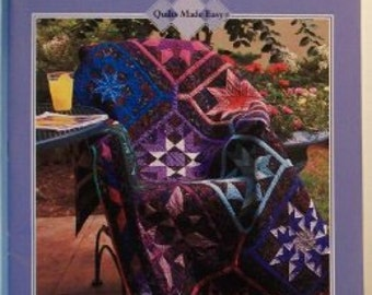 Almost Amish Sampler Quilts Made Easy Craft Book