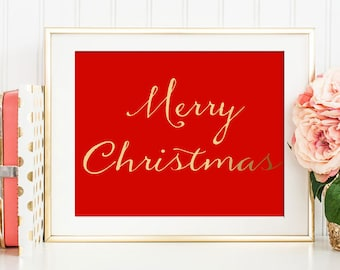 Merry Christmas, Christmas,  Christmas decor, Christmas gift, Christmas decoration, Christmas printable, Christmas sign, merry Christmas,