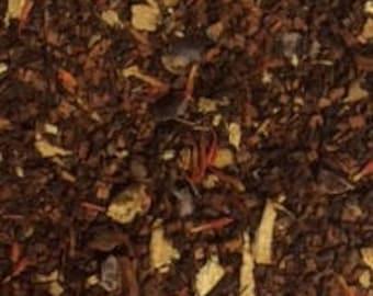 Pumpkin Chai Honeybush Tea - Caffeine Free