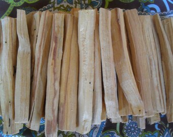 Palo Santo - Sacred Wood - Smudge - Incense Sticks - Purification - Energy Cleansing**Ethically Sourced