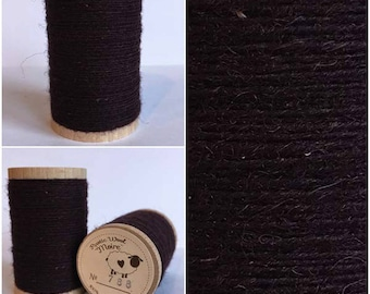 Rustic Moire Wool Thread #788 for Embroidery, Wool Applique and Punch Needle Embroidery