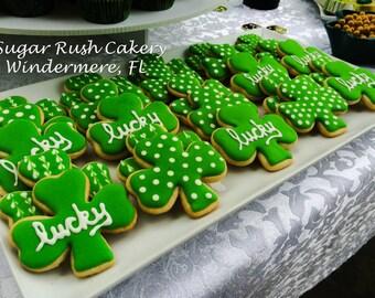 St. Patrick's Day Cookie Set