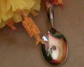 FREE SHIPPING Collectors Silver Baby Spoon Oneida, Collectible, Baby Item, Baby Spoon, Silver Spoon, Vintage Spoon, Oneida Spoon