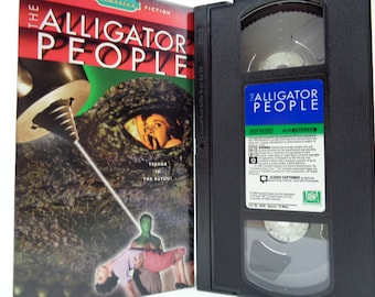 Alligator People VHS Tape