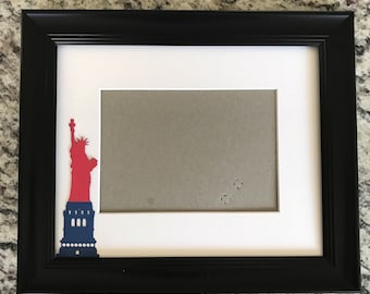 Statue of Liberty Picture Frame