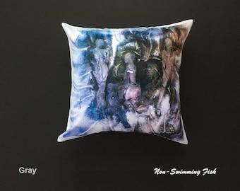 Abstract Art Pillow