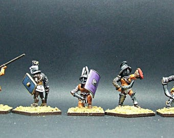28mm Gladiators - your choice of 6! *Pro-Painted*