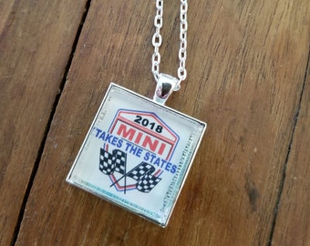 MTTS 2018 Pendant necklace DELUXE