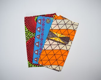 Remnant Sale! - African Fabric Variety