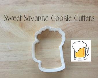 Beer Jug Cookie Cutter