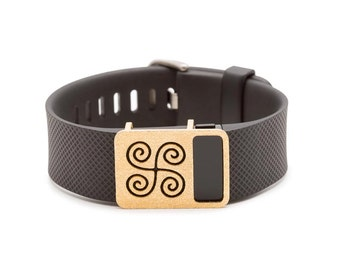 Fitbit Charge & Charge HR gold River slide accessory