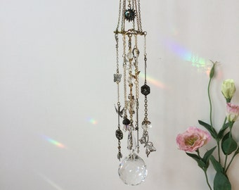 Versailles 'Secret Garden' sun chandelier - sun catcher