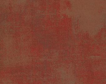 Moda - Grunge Basics - Maraschino Cherry - Fabric by the Yard 30150-82