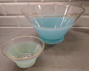 Mid-Century Modern Blendo Bowls