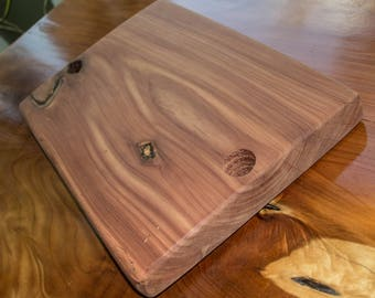 Hand-crafted Cedar Cheese Tray Serving Tray Cutting Board
