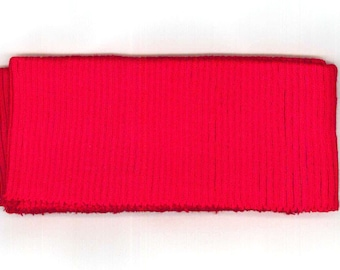 Belt edge side red jersey