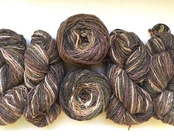 40% Off Noro Big Kureyon Striping Wool Bulky Yarn 175 Yards