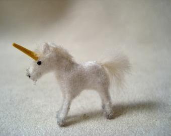 Tiny Unicorn for the Dollhouse