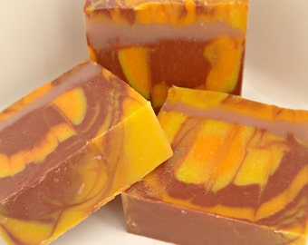 Soap- Bar Soap- Handmade Soap- Artisan Soap- Luxury Soap- Homemade Soap- Fierce Phoenix