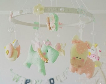 Baby Mobile (Mobile for cot)