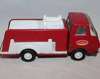 1950s Tonka Fire Truck